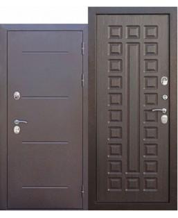 Входные двери 11 см ТЕРМА медный антик