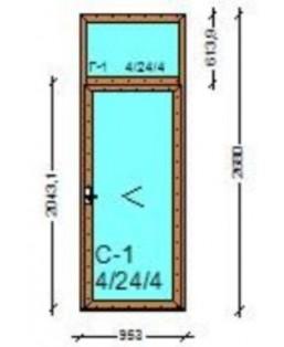 Veka-WHS 72 Color (Дверь межкомнатная)