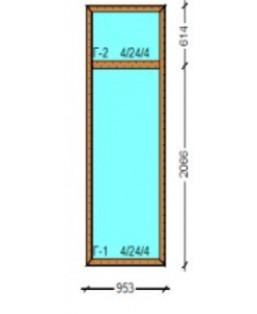 Veka-WHS 72 (Конструкция 1)
