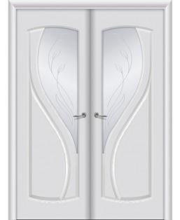 Ирида эмаль со стеклом двойная