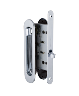 Ручка для раздвижных дверей Armadillo SH011 BK